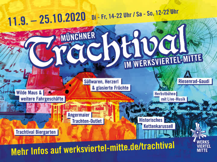 Trachtival in München