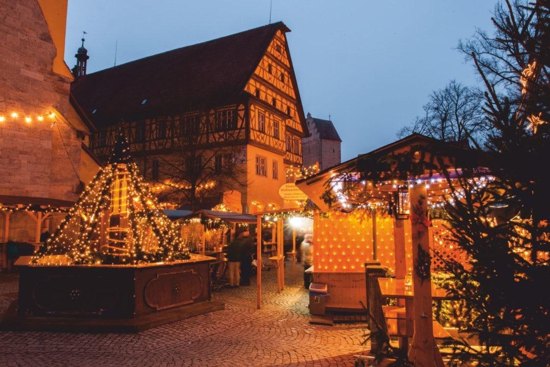 Dinkelsbühl Weihnachtsmarkt