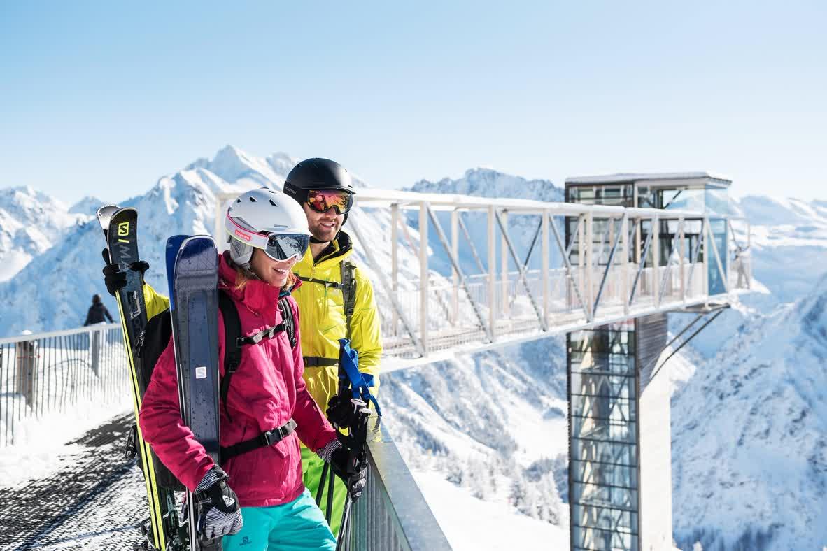 Gruppen Skigebiete Region I