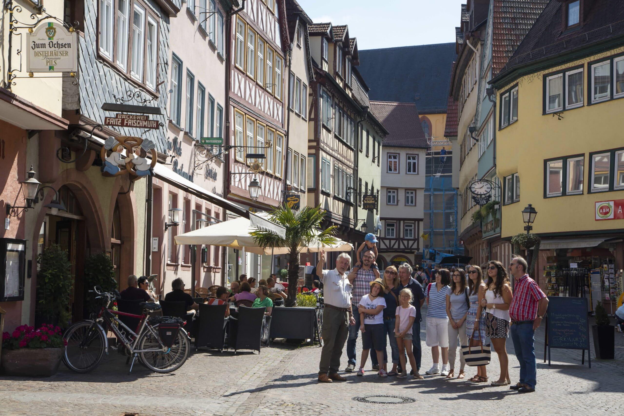 Wertheim Stadtführung