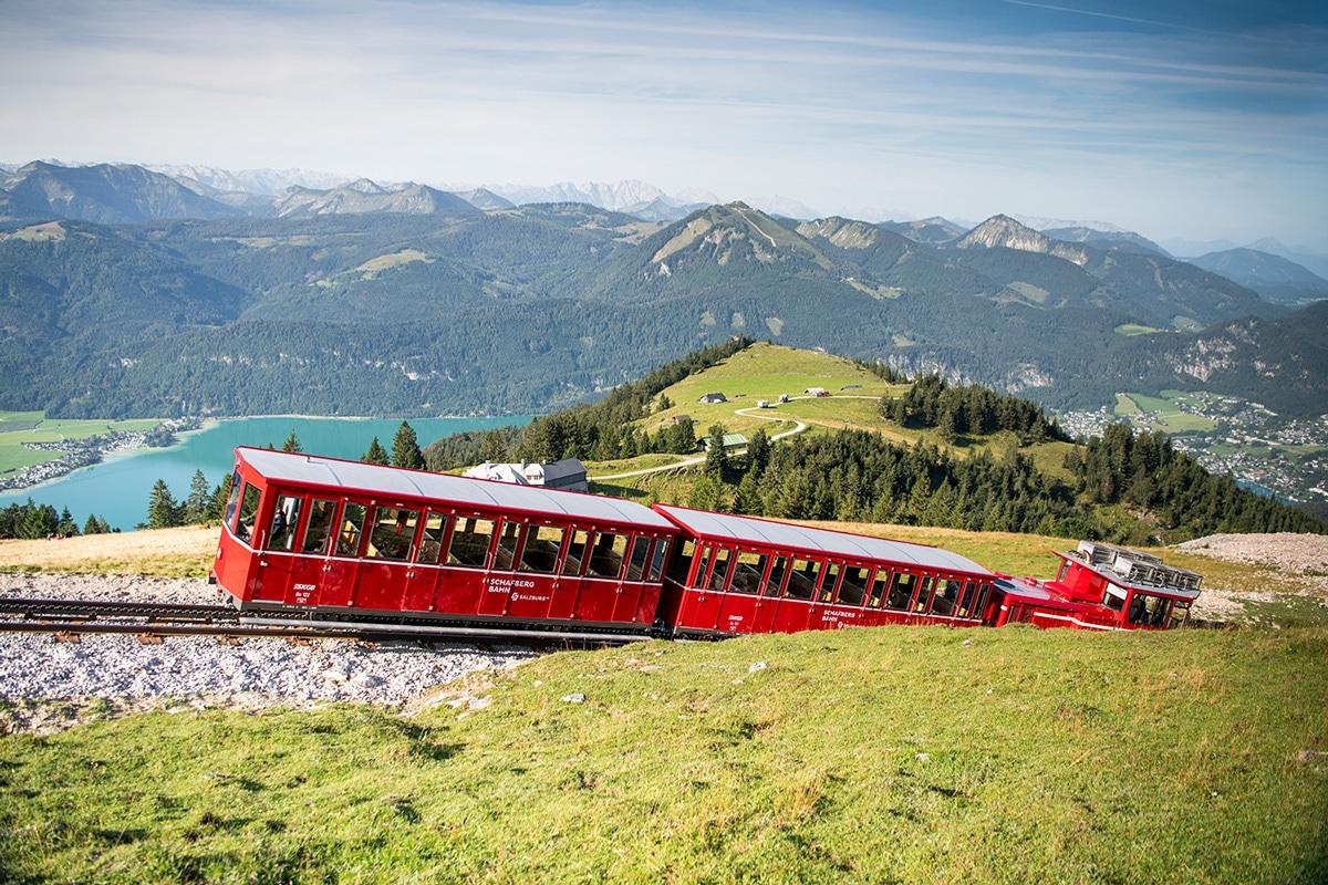 Salzburg Schafbergbahn