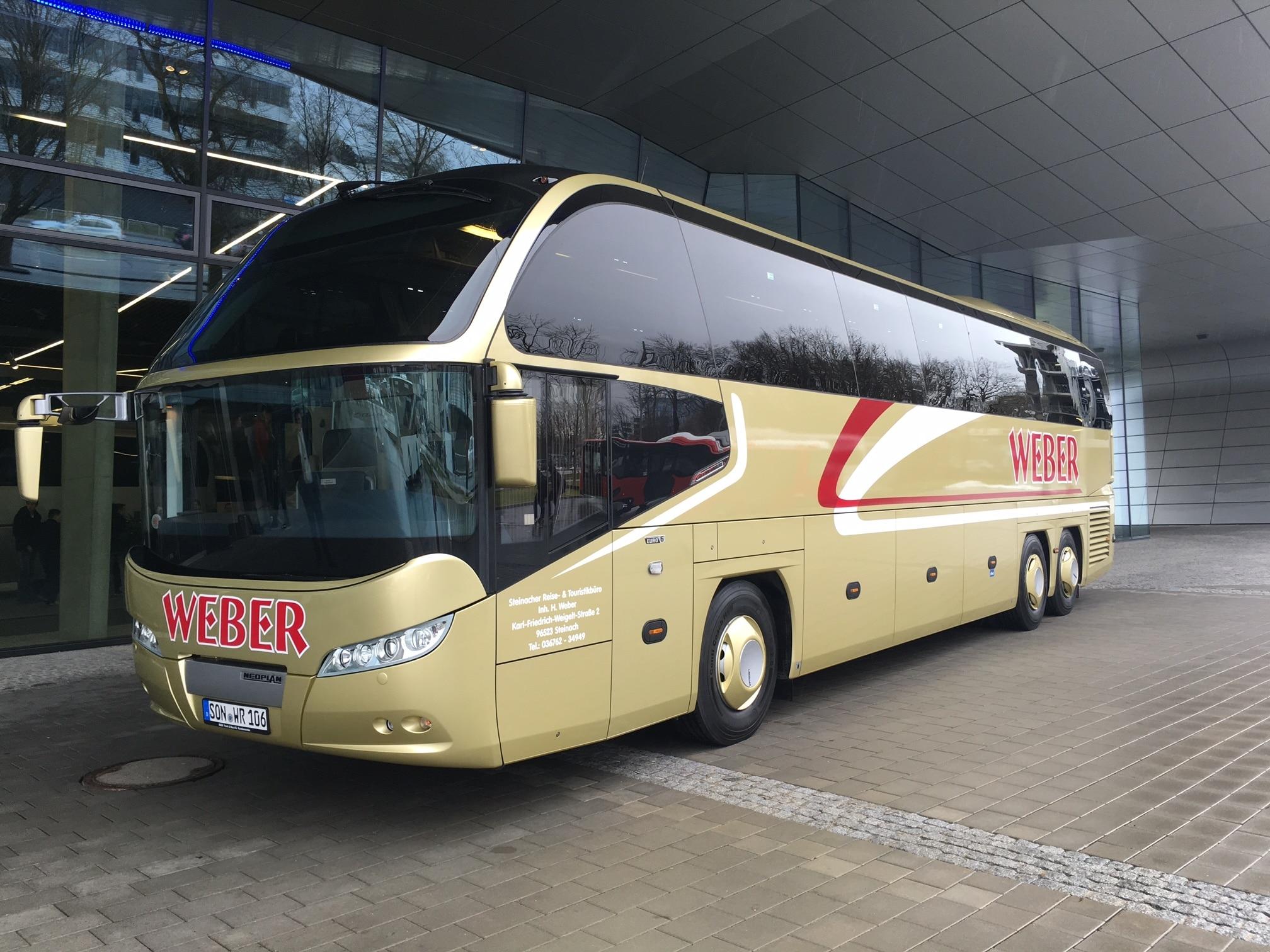 Weber Reisen